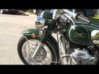 Dales 1972 Moto Guzzi Eldorado full restoration first test drive